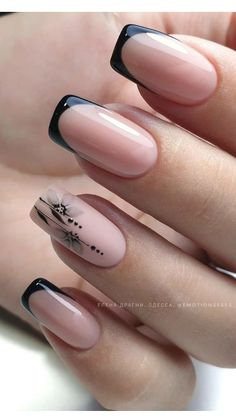 Frensh Nails, Nail Manicure, Swag Nails, Hair And Nails, Manicures, Pretty Nail Designs, Pretty Nail Art, Dream Nails, Love Nails