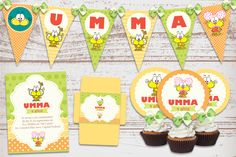 Kit Imprimible Gaturro y Agatha para cumpleaños de Nena Nene Barbacoa, Planners, Html, Patio, Kids, 4 Years, Themed Cakes, Party, Young Children