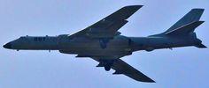 Portador de misiles de crucero Xian H-6K Turboventilador Badger (Xian) .