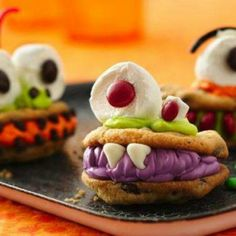 Awesome monsters