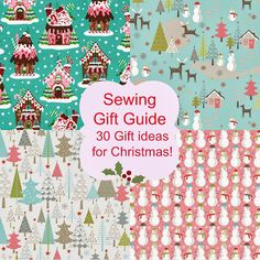 Sewing Gifts for Crafty People! 30 gift ideas to buy crafty people for Christmas  2013
