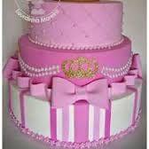 Resultado de imagem para bolo fake princesas