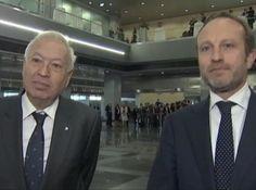 Margallo coacciona el ministre d'exteriors danès i aquest recula sobre Catalunya -elsingular.cat, 23/05/2015