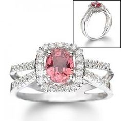 How to Choose a Pink Diamond Engagement Ring