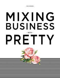 Mixing business with pretty | #clairetaylormua