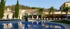 Una de las Piscinas Gran Hotel Benahavís