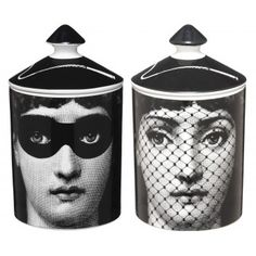 Scented Candle Burlesque FORNASETTI