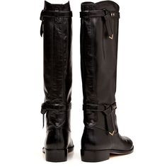 Mimco Othello Tall Boot ❤ liked on Polyvore