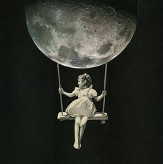 Swinging from the moon