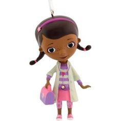 Hallmark Disney Junior Doc McStuffins Ornament