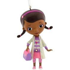 Hallmark Disney Junior Doc McStuffins Ornament