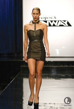 Design by Matthew Arthur #ProjectRunway Season 11 #MakeItWork #Fashion