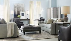 Candace Ferrell Rancho Desmond Rialto Living Room | Bernhardt. Like the furniture? Ask someone at a Star Furniture showroom in Texas about availability: https://www.starfurniture.com/store-locator.
