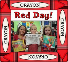 Literacy activities for every color.
