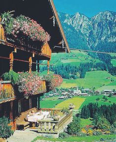 Alpbach, Austria - This is how I remember Austria., via andrea hofmann Places Around The World, The Places Youll Go, Places To See, Places To Travel, Around The Worlds, Austria Travel, Travel Europe, Austria Winter, Places