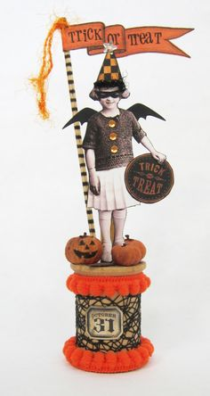 Little Trick or Treater (K.Batsel)