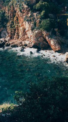 Beautiful Ocean, Beautiful Places, Ocean Photography, Travel Photography, Places To Travel, Places To See, Traveling By Yourself, Sky Sea, Beach Wallpaper