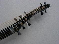 7-string, 8-string, 9-string & 10-string Guitars