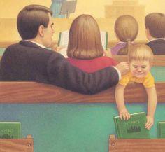 Sacrament Meeting (LDS) - Main Page activity/ideas
