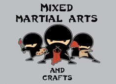 I have this hoodie and LOVE it! - Mixed Martial Arts and Crafts