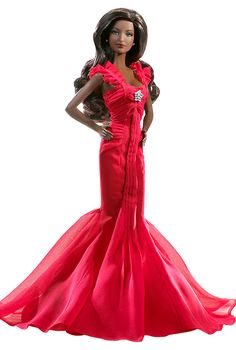 Go Red For Women Barbie® Doll
