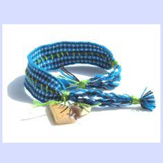 Bracelet/FPCDS  WOOL&TAGUA