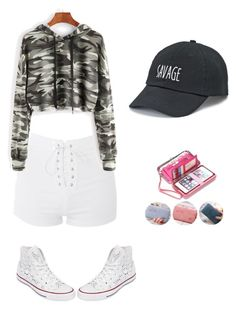 """""""Untitled #14"""" by talinalayton on Polyvore featuring Topshop, Converse and SO"""