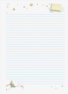folhas de caderno personalizadas para imprimir - Pesquisa Google