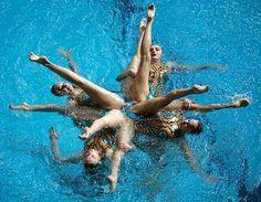 Synchronized Swimming