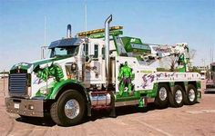 Hulk -www.TravisBarlow.com - Towing, Auto Transporter and Commercial Truck Insurance for over 30 Years.