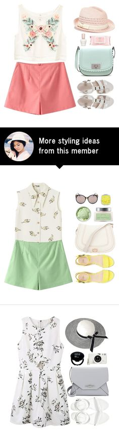 """""""Love in Summer"""" by sweetpastelady on Polyvore"""