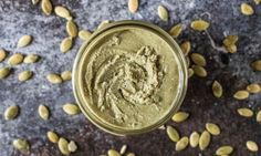 Why You Need Pumpkin Seed Butter In Your Life + How To Make It