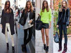 Caroline Blomst  Stockholm Street Style  Carolines Mode