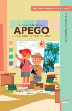 Libreria - UPN - Educación inicial: apego y desarrollo sociocognitivo