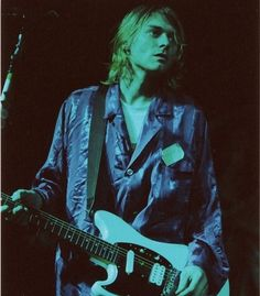 """amadaun23:  """"It pisses me off that Kurt Cobain'll write a good song and it'll just get fucking run into the ground by MTV. """" -Jeff Buckley"""