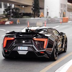 Bet you've never seen this... Lykan Hypersport (Lambo killer)