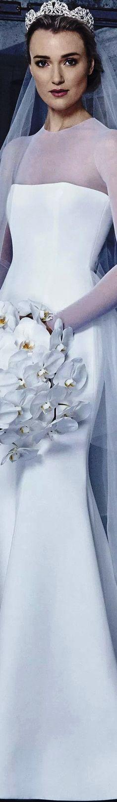 Romona Keveza Bridal Spring 2019 Romona Keveza, Bridal Collection, Formal Dresses, Wedding Dresses, One Shoulder Wedding Dress, Weddings, Bride, Celebrities, Spring