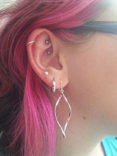 rook piercing | Tumblr