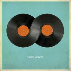 Music Forever! Cool tattoo idea