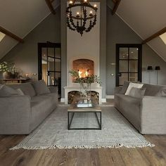 Living Area, Living Spaces, Living Room, Home Staging, Style At Home, Washington Houses, Country Interior, European Home Decor, Shabby Chic Bedrooms