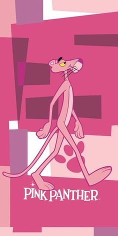 old pink panther cartoon - Google Search