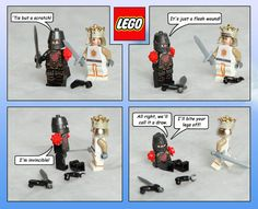 8 Monty Python Lego Sets That Need To Exist - MoBC