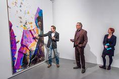 artist, left: wolfgang ganter