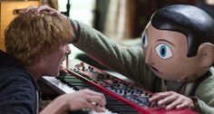 Frank (2014): Fassbender is a hoot as Frank, playing off as cool one moment and evoking sparks of laughter the next. It is amazing how much he conveys without as much of a facial expression, showcasing an entertaining physical performance. ~ Katie Wong  (http://www.soundonsight.org/sundance-london-2014-frank/)