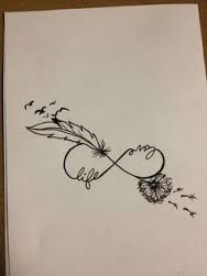 Image result for dandelion tattoo