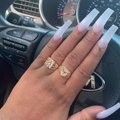 French Manicure Acrylic Nails, Bling Acrylic Nails, Aycrlic Nails, Best Acrylic Nails, Summer Acrylic Nails, Acrylic Nail Designs, Swag Nails, Coffin Nails, Funky Nails