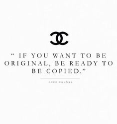 ideas fashion quotes love coco chanel for 2019 Fashion Quotes: The 40 Most Beautiful Sayings from Well-known DesignersSaying of the day by Karl Lagerfeld. More beautiful fashion quotes from Coco Chanel, Christian Louboutin, Yves Chanel Frases, Citations Chanel, Citation Coco Chanel, Coco Chanel Quotes, Motivational Quotes For Women, Positive Quotes, Inspirational Quotes, Copying Me Quotes, Estilo Coco Chanel