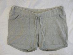 Gray Athletic Shorts