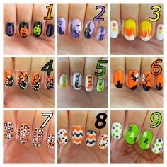 Nails Context: Monthly Mani Favorites: October 2014 happy halloween