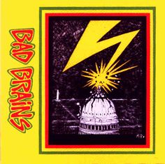 punk albums | Bad Brains - 'Bad Brains'
